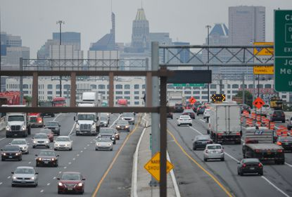 Baltimore smog meets federal limit, but people still at risk from pollution