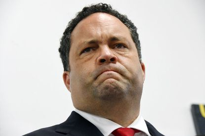 Gov. Larry Hogan isn't the only Maryland candidate with more campaign cash than Ben Jealous