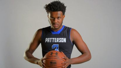 After transferring to Huntington Prep in West Virginia for his junior season, Marvin Price has returned to Patterson for his senior year.
