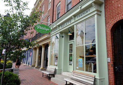 Pitango's, the popular gelato shop in Fells Point, has opened Pitango Bakery and Café just blocks away.