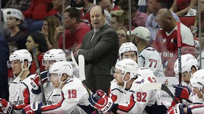 Washington Capitals coach Todd Reirden will be tested adjusting his lineup with forward T.J. Oshie sidelined indefinitely.