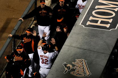 Orioles strike early in 6-2 win over Angels
