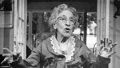 Dorothy Elderdice was a pioneer in the world of theatre and an advocate of social change.