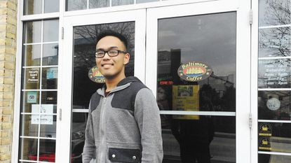 Ron Anahaw, a senior at the George Washington Carver High School, has won a national Portfolio Gold medal in the 2015 Scholastic Art & Writing Awards, the nation's longest running scholarship program for creative teens.