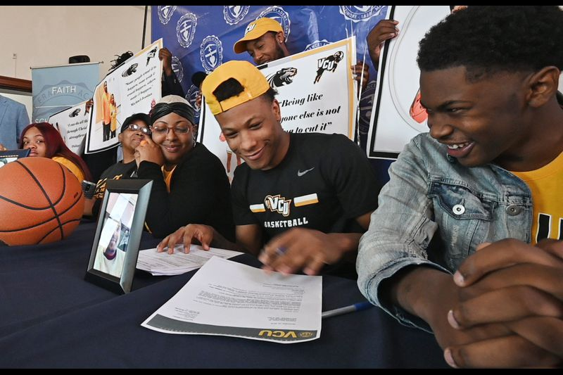 Baltimore Area Athletes Signing National Letters Of Intent