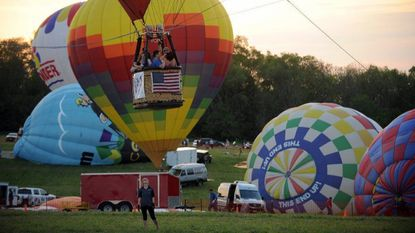 The Preakness Festival is May 10-12 at the Howard County Fairgrounds.