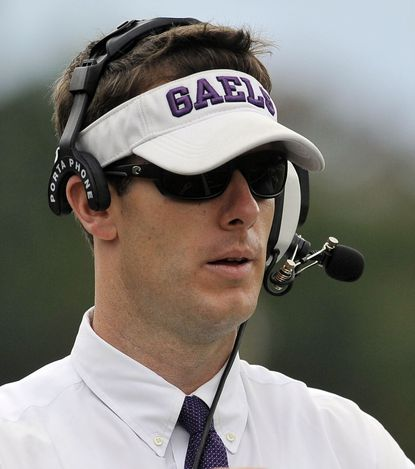 Mt. St. Joseph's Henry named Ravens' Coach of the Week