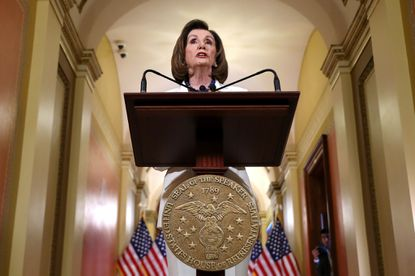 Speaker of the House Nancy Pelosi, a California Democrat, announced last week that the House will proceed with articles of impeachment against President Donald Trump, who is accused of seeking foreign help to investigate a domestic political opponent.