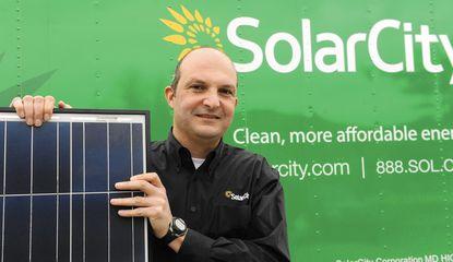 Leon Keshishian is vice president of East Coast operations for SolarCity.