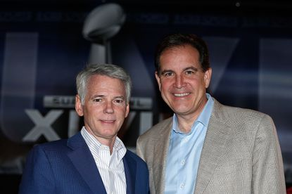 Big changes in store for CBS' NFL coverage this season