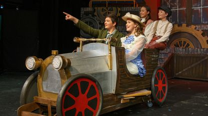 """Chitty Chitty Bang Bang, Jr."" can be seen at the Children's Theatre of Annapolis this weekend."