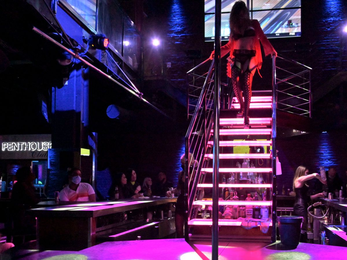 Baltimore's strip clubs reopen as COVID pandemic perils lurk - Baltimore Sun