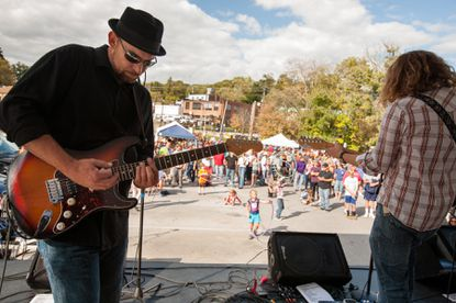 A past performance at Ellicott City's Main Street Music Fest. This year's festival will be Saturday, Sept. 21, from noon to 8 p.m.
