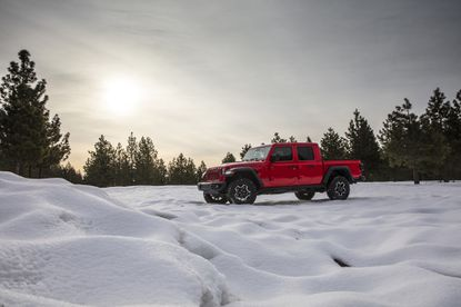 Highly anticipated Jeep Gladiator sells out in one day