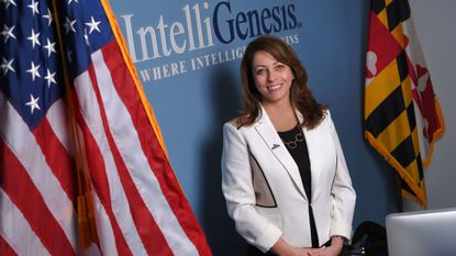 Angie Liener is founder, president and CEO of IntelliGenesis LLC, a Columbia-based cybersecurity firm.