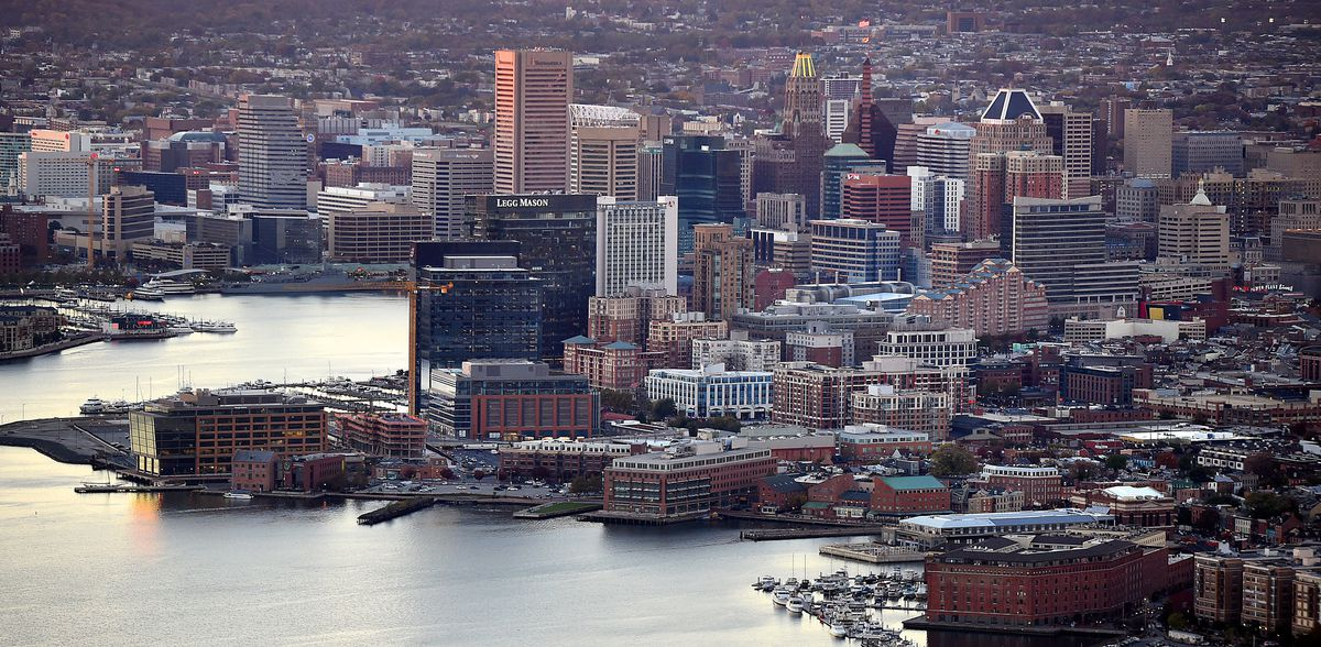 Downtown Baltimore adds jobs and residents - Baltimore Sun
