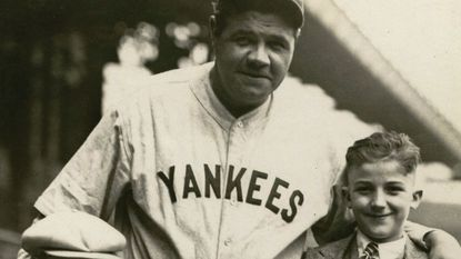 Babe Ruth jersey breaks world record, selling for $5.6 million in auction