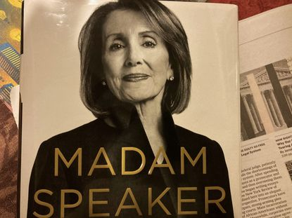 Speaker of the House Nancy Pelosi is the subject of a new biography by Susan Page of USA Today.