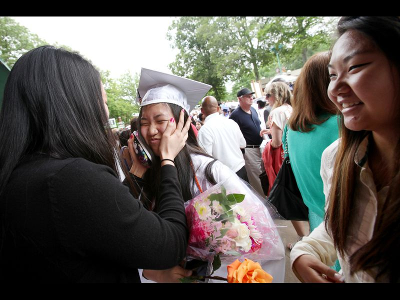 Reservoir High School [Graduation 2013] - Baltimore Sun