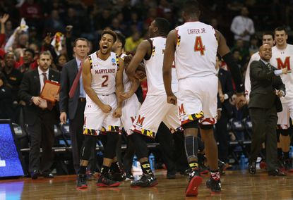 Second-round game yields different results for Melo Trimble and the Terps