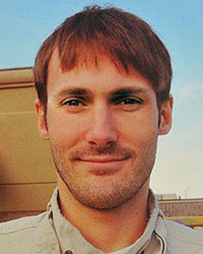 "Matthew VanDyke, 31, traveled to Libya in early March to ""witness history,"" said his mother, Sharon VanDyke."