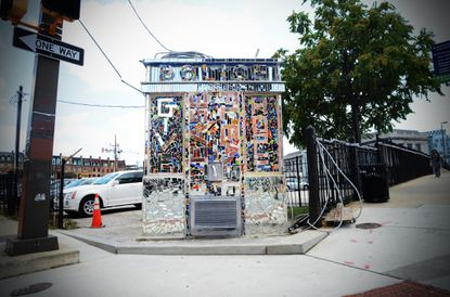 Will Loring Cornish's mosaic monument to the uprising withstand Station North development?