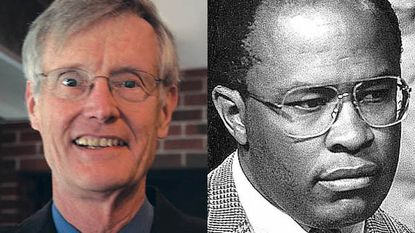 Dr. Robert Dupont, left (ibhinc.org); Kurt Schmoke, right (Joseph Kohl)