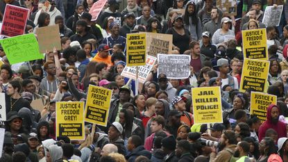 Defense attorneys repeat call to remove Freddie Gray case from Baltimore, citing 'media frenzy'