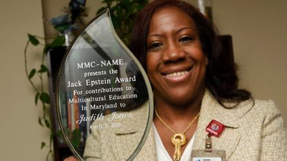 Carroll County schools official wins state award for contributions to multicultural education
