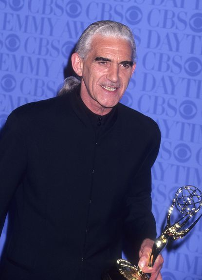 Actor Charles Keating attends the 23rd Annual Daytime Emmy Awards on May 22, 1996 at Radio City Music Hall in New York City.