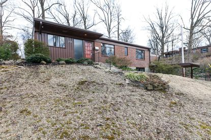 Desirable spaces: 2705 Rockwood Avenue in Baltimore is for sale.