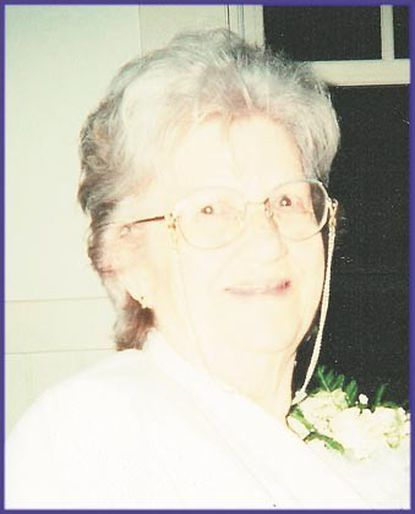 Gladys Hambright, 90, of Stevensville