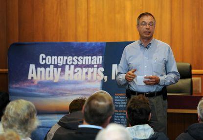 Rep. Andy Harris, a Baltimore County Republican.