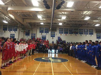 Stephen Decatur boys basketball pulls away from Centennial to win 3A East region title