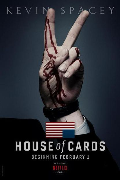Netflix sets Feb. 1 release for Baltimore-made 'House of Cards'