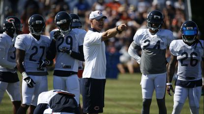 Bears interview defensive backs coach Ed Donatell for coordinator role; Chuck Pagano on team's radar