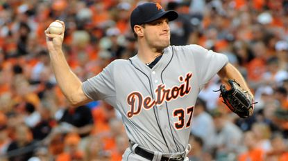 Detroit Tigers right-hander Max Scherzer, who will be a free agent this offseason, would instantly make the Orioles a much more formidable team in the postseason.