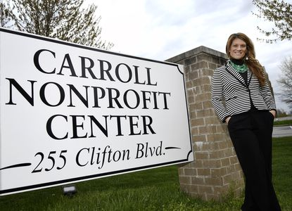 Jacie Mathias has been named the Executive Director of the Community Foundation of Carroll County.