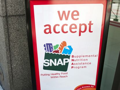 The Trump administration is trying to expand work requirements for Medicaid and food stamps, known as SNAP.