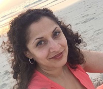 Anita Datar, 41, of Takoma Park, Md. was among the dead in a terror attack in Mali.