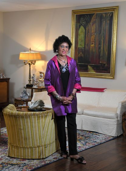 Thelma Daley, the National Director for Women in the NAACP, is a 2020 inductee into The Baltimore Sun's Business and Civic Hall of Fame.