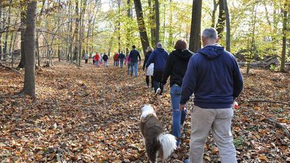 The annual Ma & Pa Trail Connection Walk is coming up Saturday, Oct. 20, giving participants an opportunity to walk the approximate route of the trail to be built between Forest Hill and Williams Street in Bel Air. Construction of the connection is due to start this fall.