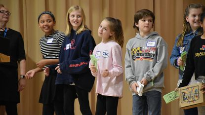 Baltimore County elementary school financial literacy class set to be featured on 'Today' show Thursday