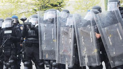 Baltimore Police Department announces independent review of its actions during the uprising