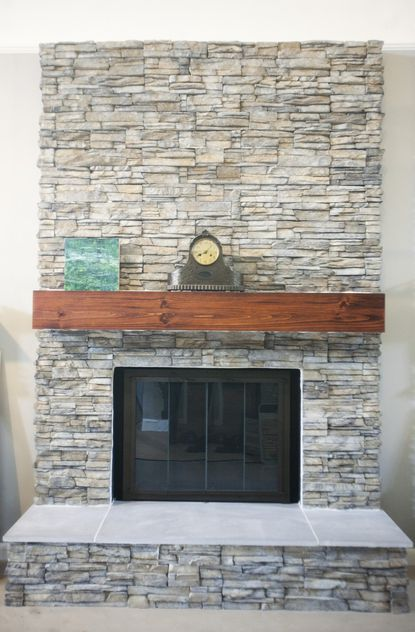 Fireplace Makeovers At Savage Mill S Artistic Surrounds