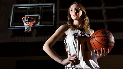 Girls Basketball Player of the Year: Basketball 'just clicked' for Francis Scott Key's Karla Stonesifer