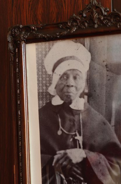 Mother Mary Elizabeth Lange founded the Oblate Sisters of Providence, established to help African-American women enter the Catholic Church.