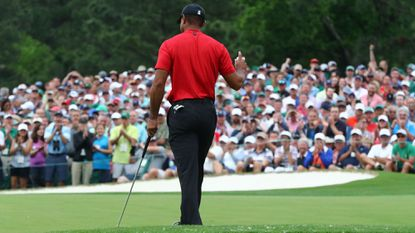 There's something special about the Masters — even for a veteran reporter