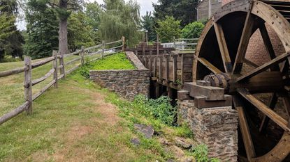 Union Mills Homestead to renovate Shriver Grist Mill flume