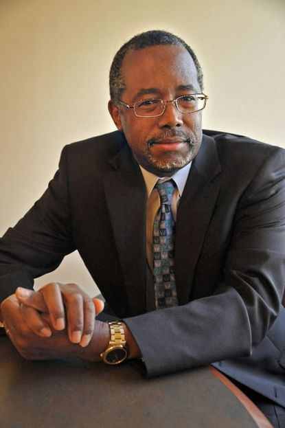 Ben Carson said bakers opposed to same-sex marriage might poison cakes if they are forced to make them for gay couples.